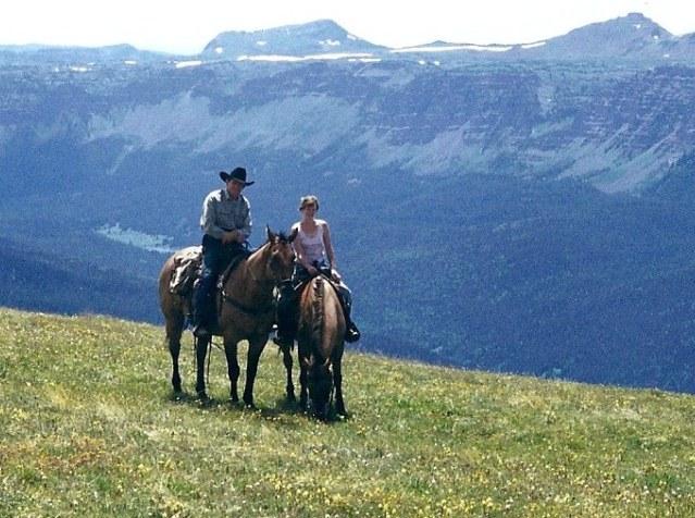 Horseback Rides Into Colorado S Wilderness